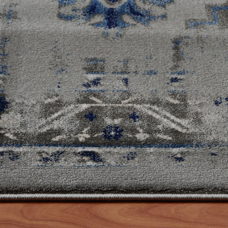 Turkish Sahara Grey Rug - decorstore