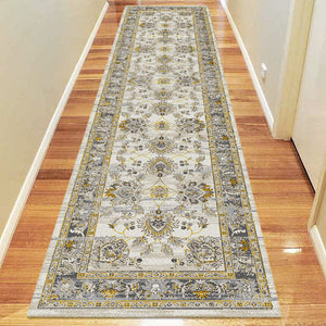 Sahara 675 Gold Turkish Rug - decorstore
