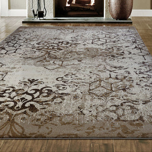 Serenity 54 Sand Turkish Rug - decorstore