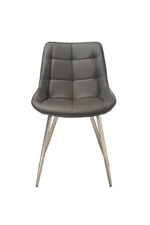 Seneca Dining Chair Grey - decorstore