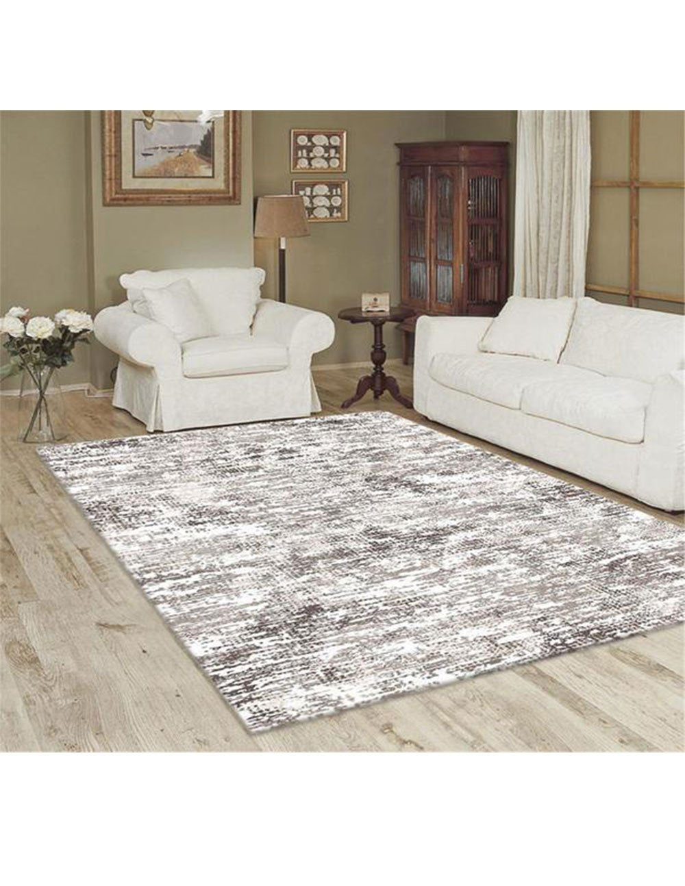 Armada 3429 Turkish Brown Rug - decorstore