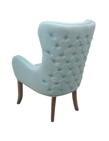 Thomas Armchair Duck Egg Blue - decorstore