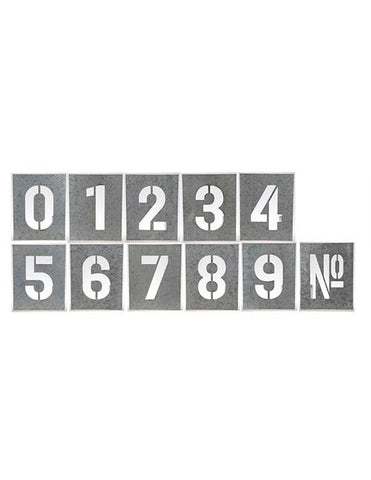 Number Wall Art - decorstore