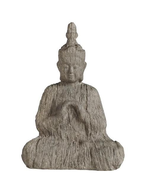 Buddha Meditating focused concentration Set of 2 - decorstore