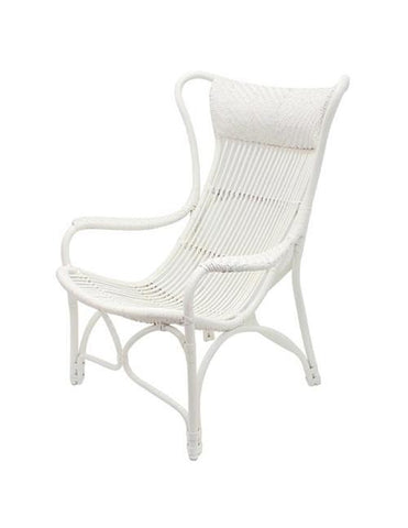 Bahamas Chair White - decorstore
