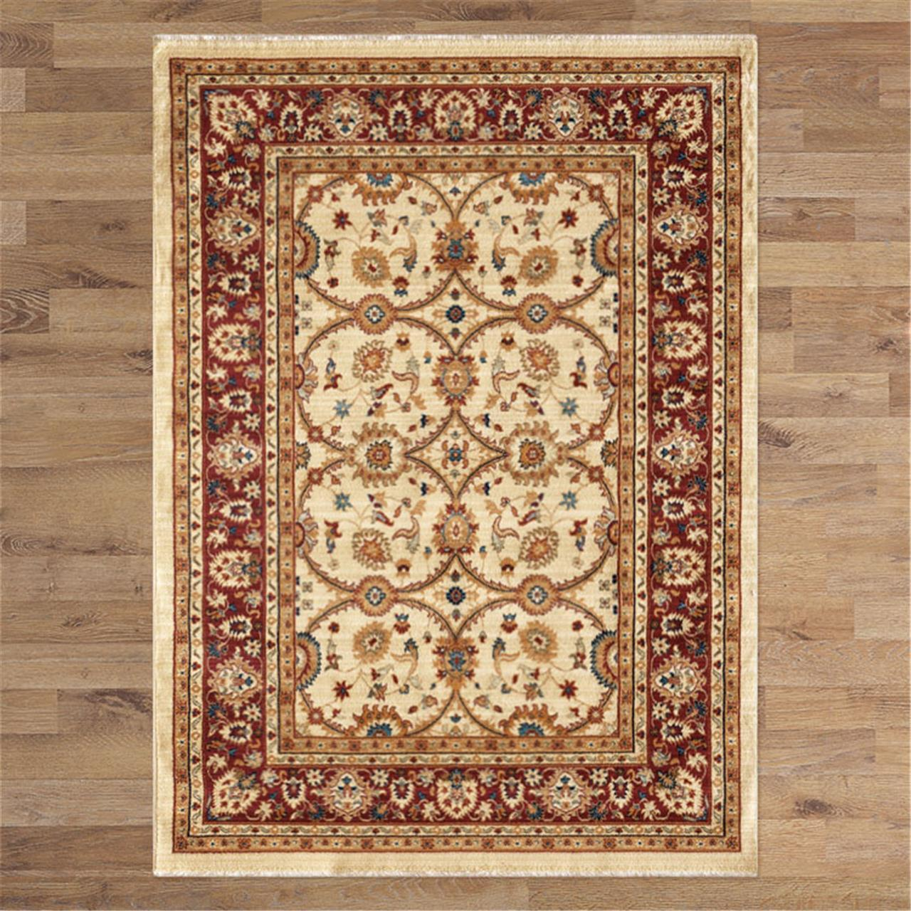 Persian Ivory Rug - decorstore