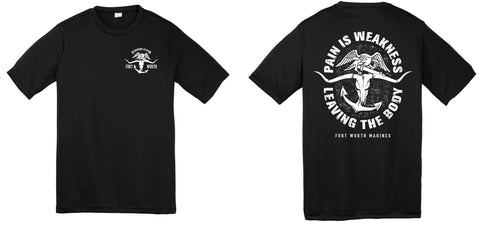 USMC FW RS YOUTH DRI-FIT TEE