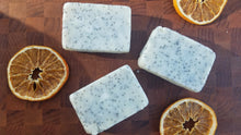 Lemon Poppy Seed Soap Bars