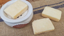 Unscented Coconut Oil Soap Bars