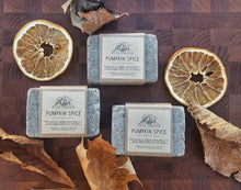 Pumpkin Spice Soap Bars