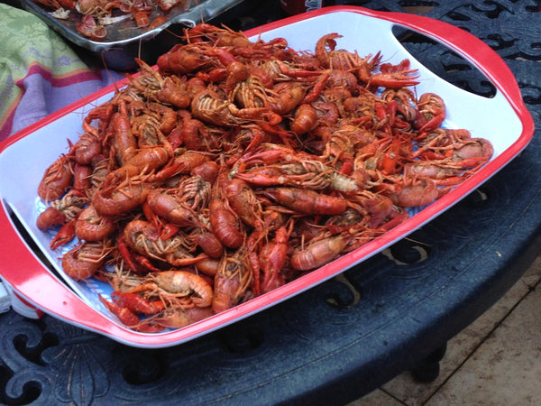 Veron's Seasoned Crawfish