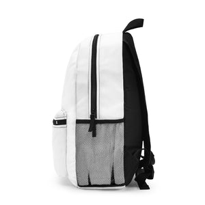 YBG Collection White Backpack (Made in USA)