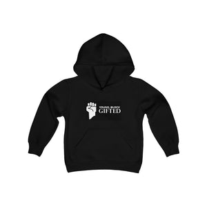 YBG Collection  Youth Heavy Blend Hooded Sweatshirt