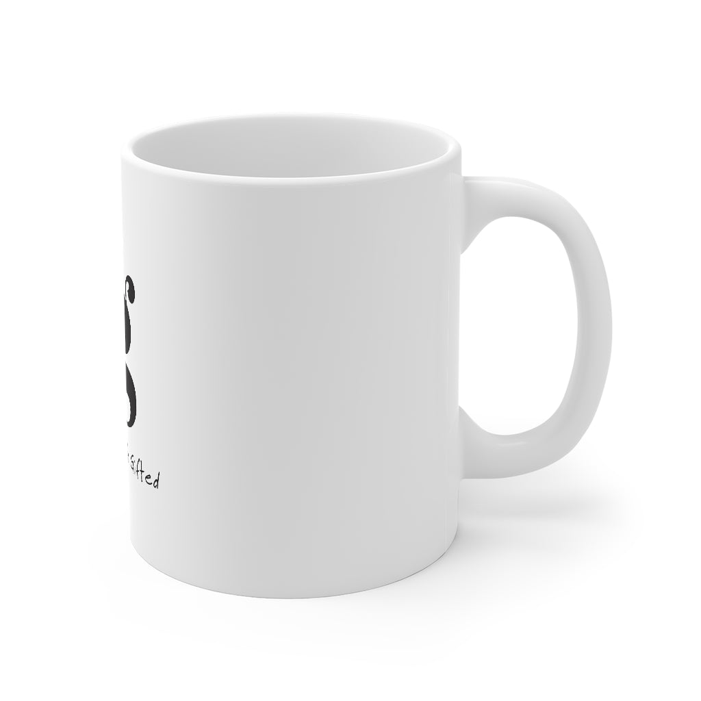 YBG Collection 11oz White Mug
