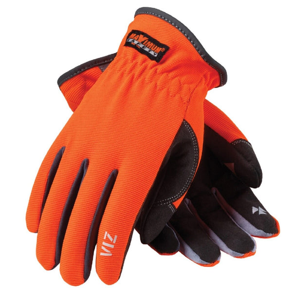 PIP Maximum Safety Viz Gloves [120-4600]