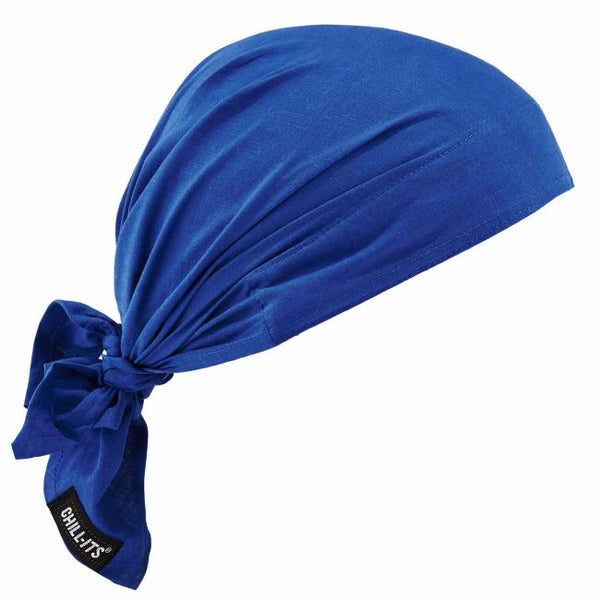 Ergodyne Chill-Its® 6710CT Evap. Cooling Triangle Hat w/Cooling Towel [12587]
