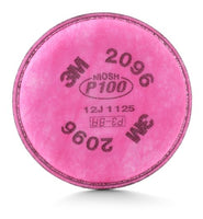 3M™ Particulate Filter P100, with Nuisance Level Acid Gas Relief [2096]