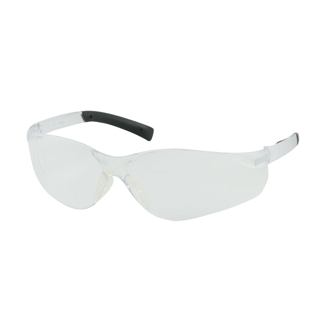 PIP® Zenon Z14SN™ Rimless Safety Glasses / Clear Temple, Clear Lens