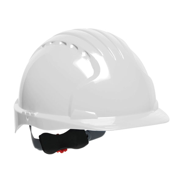 Evolution® Deluxe 6151 Standard Brim Hard Hat