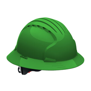 PIP® Evolution® Deluxe 6161V Vented, Full Brim Hard Hat