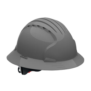 Evolution® Deluxe 6161 Vented, Full Brim Hard Hat