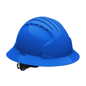 Evolution® Deluxe 6161 Full Brim Hard Hat