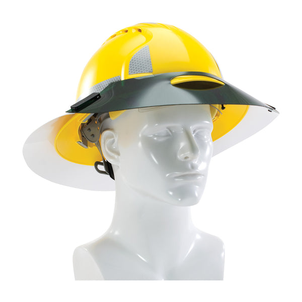 Sun Shade Extensions For Full Brim Hard Hats [281-SSE-FB]