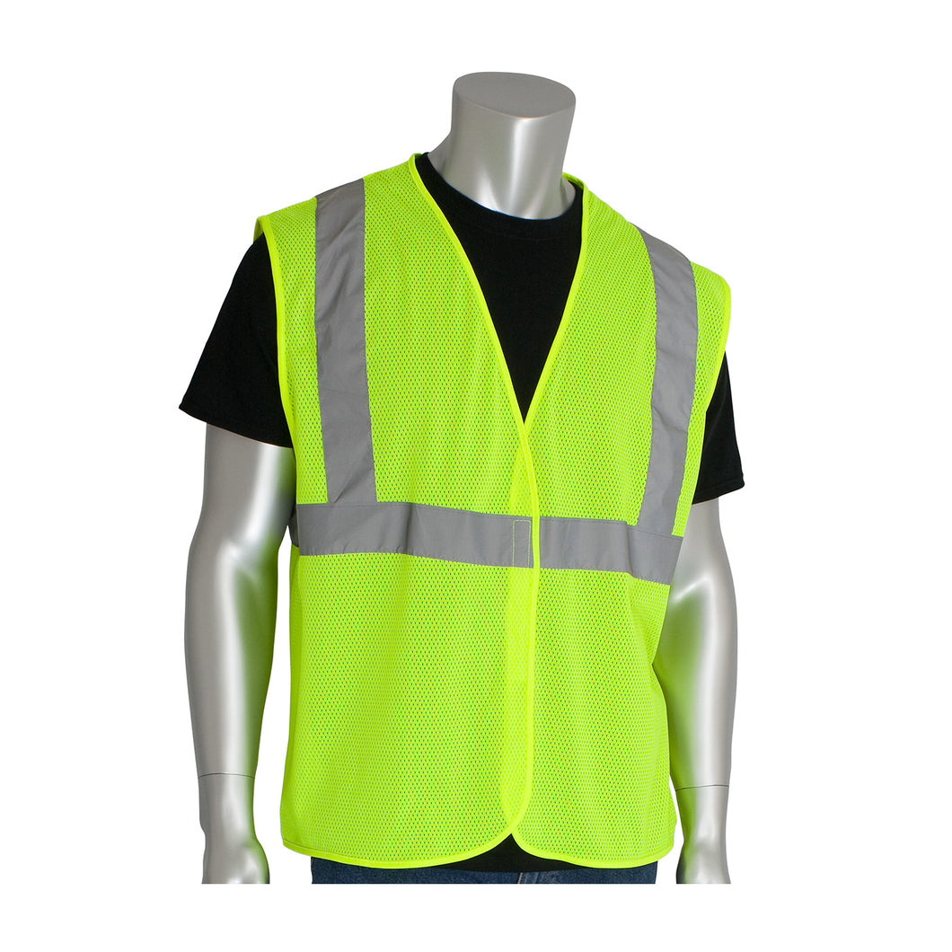 PIP® ANSI Type R Class 2 Value Mesh Vest