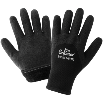 Ice Gripster® Two-Layer PVC-Coated Low Temperature Gloves [348INT]