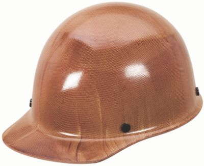 Skullgard® Protective Cap Natural Tan - w/ Fas-Trac III Suspension, Standard Hard Hat