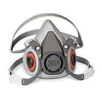 3M™ Half Facepiece Reusable Respirator [6100]