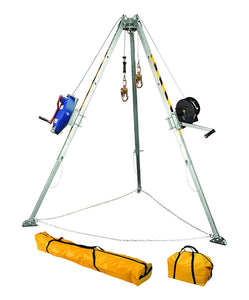 FallTech 7509 Confined Space Tripod Kit