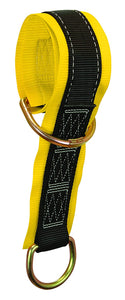 FallTech 7372 Pass-Thru Web Anchor Sling, 6-Foot [7372]