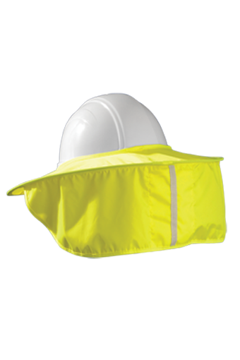 Occunomix® Stow-Away Hard Hat Shade