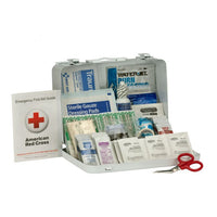 First Aid Only™ 25 Person Bulk METAL First Aid Kit, ANSI Compliant [90560]