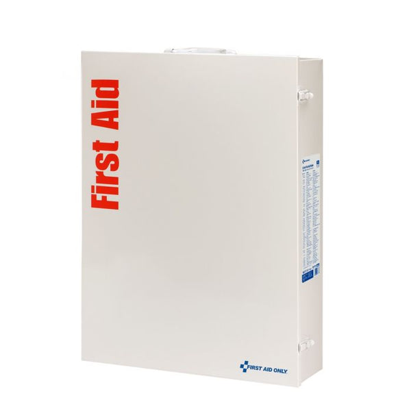 First Aid Only™5 Shelf First Aid Cabinet With Medications, ANSI Compliant [90577]
