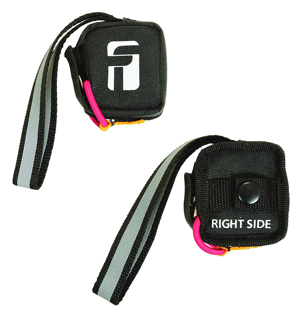 FallTech 5040 Rescue, Trauma Relief Straps - Set of 2 Compatible Hip-packs, Exclusive Deployment Design, Reflective web Throughout, Fits All FBHes [5040]