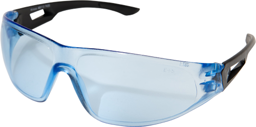 Edge® Safety Glasses Kirova Series Light Blue Lens [AB113]