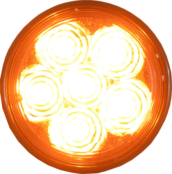 DLXTH LED Warning Lights [DLXTHR-1-A]