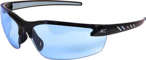 Edge® Safety Glasses Zorge G2 Series Light Blue Lens [DZ113-G2]