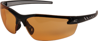 Edge® Safety Glasses Zorge G2 Series Amber Lens [DZ114-G2]