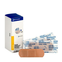 "First Aid Only™ SmartCompliance Refill 1"" X 3"" Adhesive Plastic Waterproof Bandages, 25 Per Box [FAE-3003]"