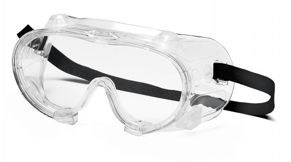 Pyramex® G204 Clear Anti-Fog Chemical Goggles [G204T]