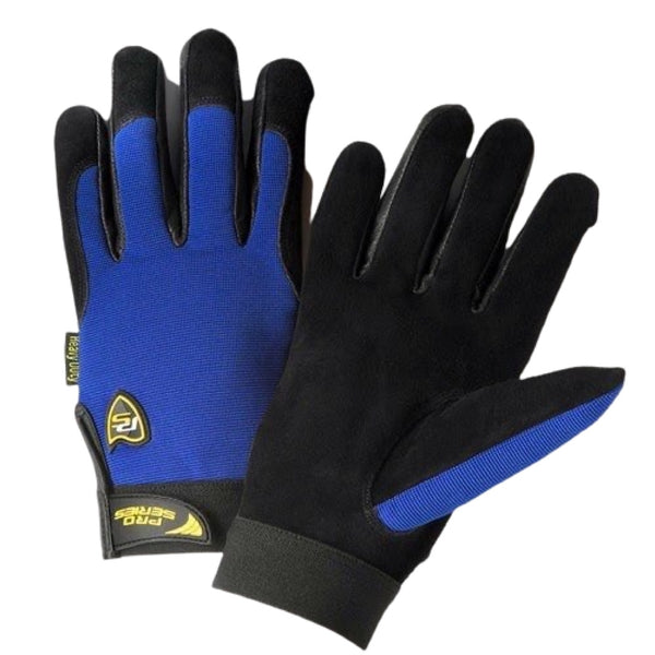 West Chester® Pro Series® Heavy Duty Split Cowhide Gloves [86000]