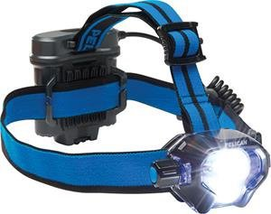 Pelican Headlamp Black