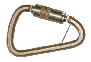 FallTech Medium Steel Carabiner