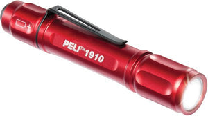 Pelican Flashlight red