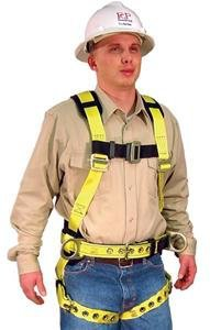 French Creek Productions Full Body Harness