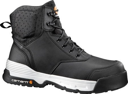 "Carhartt® Force 6"" Black Composite Toe Boot"