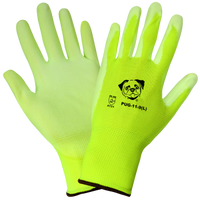 Lightweight High-Visibility Polyurethane Coated Gloves [PUG-11]